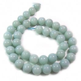 Amazonite 10mm Round Beads