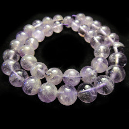 Ametrine 10mm Round Beads