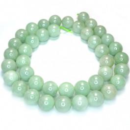 Burma Jade 10mm Round Beads