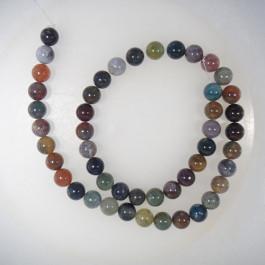 Fancy Jasper Round 8mm Beads