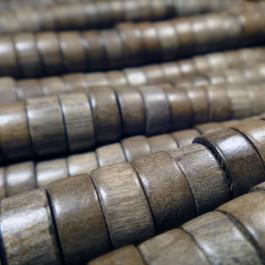 Greywood Pokalet Wood Beads