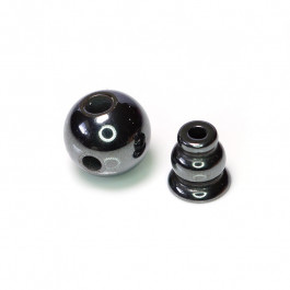 Hematite Guru Bead 10mm