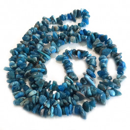 Kyanite 5x8mm Chip Beads