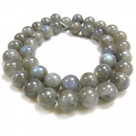 Labradorite 10mm Round Beads