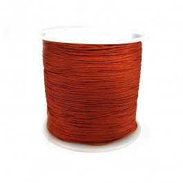 Red Brown Nylon Thread 0.5mm