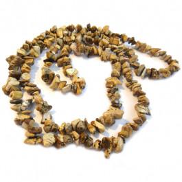 Picture Jasper Chip Beads