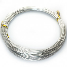Aluminum Wire (1mm) Beading Wire 10m Roll