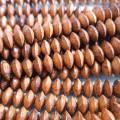 Bayong Small Saucer Wood Beads