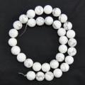 Howlite 10mm Round Beads