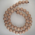 Rosewood 10mm Round Wood Beads