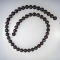 Bronzite 8mm Round Beads