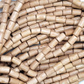 Rosewood Tube Wood Beads