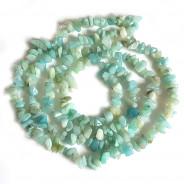 Amazonite Chip Beads
