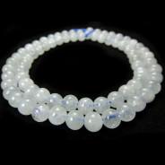 Aquamarine 6mm Round Beads