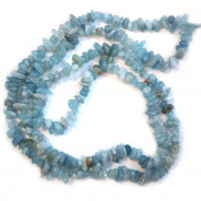Aquamarine Chip Beads