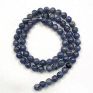 Blue Aventurine 6mm Round Beads