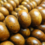Bayong Large Mentos Wood Beads
