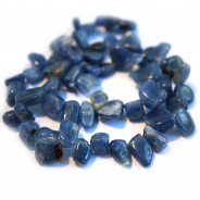 Blue Kyanite Drop Style Chips