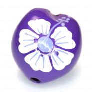 Kukui Nut Lavender With Flower (Pack 4)