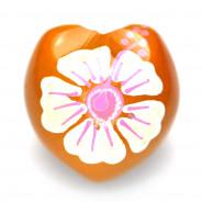 Kukui Nut Mocha With Flower (Pack 4)