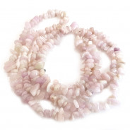 Kunzite Chip Beads
