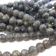 Labradorite 6mm Round Beads