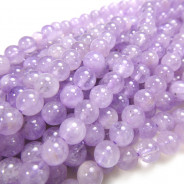 Light Amethyst (Lavender Amethyst) 6mm Beads