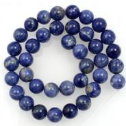 Sodalite 10mm Round Beads