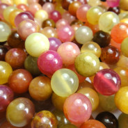 Soocho Jade 10mm Round Beads