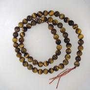 Tiger Eye 6mm Round Beads