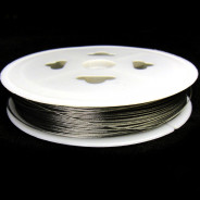 Tiger Tail (.38mm) Beading Wire 80m Roll