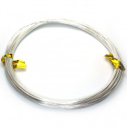 Aluminum Wire (0.8mm) Beading Wire 10m Roll