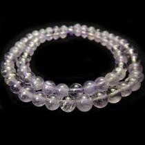 Ametrine 6mm Round Beads
