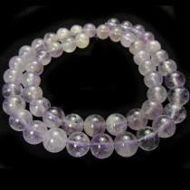 Ametrine 8mm Round Beads