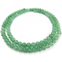 Green Aventurine 4mm Round Beads