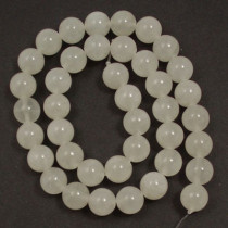 Xingjiang Jade 10mm Round Beads