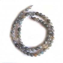 Labradorite 6mm Round Beads