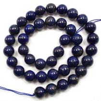Lapis Lazuli 10mm Round Beads