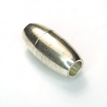 Brass Magnetic Clasp 18x8mm