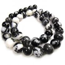 Mexican Jasper 10mm Round Beads