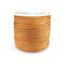 Dark Gold Nylon Thread 0.8mm