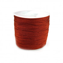 Red Brown Nylon Thread 0.8mm