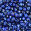 Dyed Blue Tiger Eye 8mm