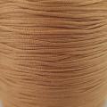 Dark Gold Nylon Thread 0.8mm