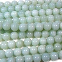 Amazonite 8mm Round Beads