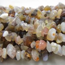 Botswana Agate Chip Beads