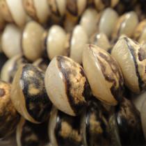 Buri 10mm Saucer Seed Beads