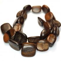 Kamagong (Tiger Ebony) Rough Chunk Wood Beads