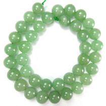 Green Aventurine 10mm Round Beads