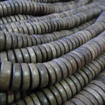 Greywood Pokalet Wood 15x5mm Beads (Default)